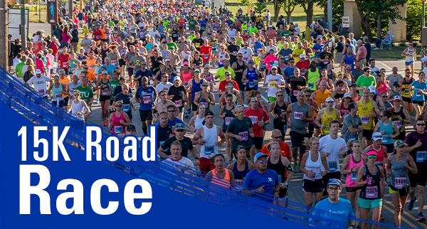 Boilermaker 15K Road Race presented by Excellus BlueCross BlueShield