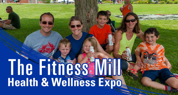 The Fitness Mill Health and Welness Expo