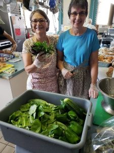 Volunteers at Mother Marianne's West Side Kitchen