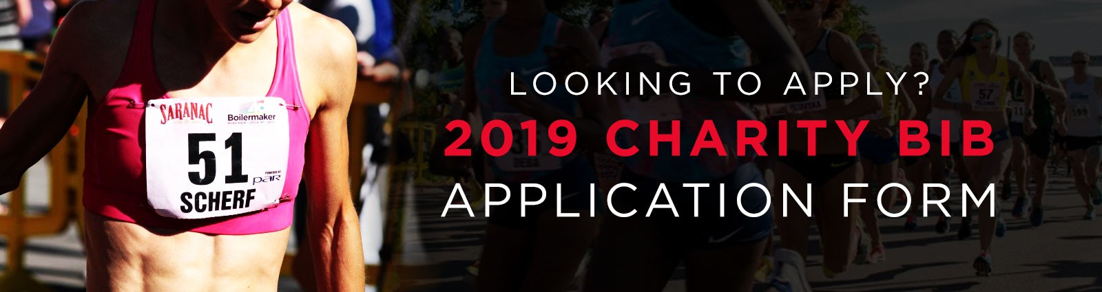 Click here to apply to be a 2019 Boilermaker Charity Bib partner!