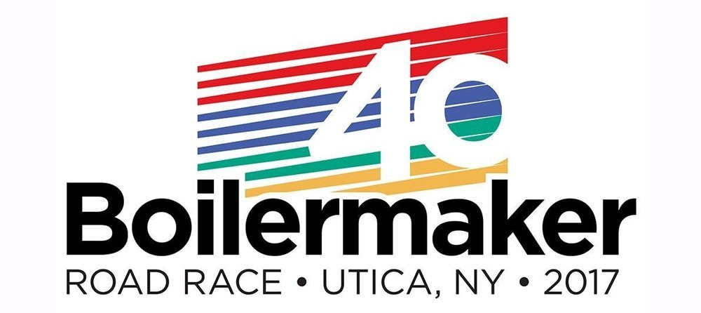 Boilermaker Road Race: 40th Anniversary Logo