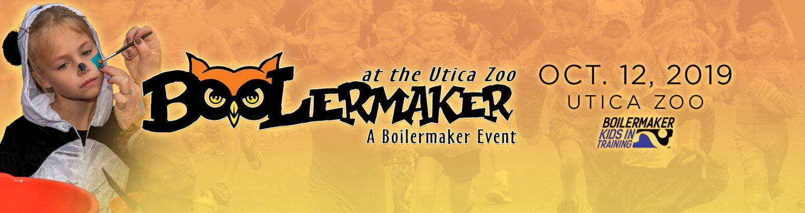Boolermaker at the Utica Zoo: October 12, 2019