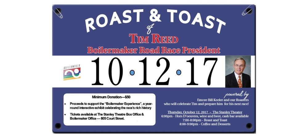 Roast and Toast of Tim Reed