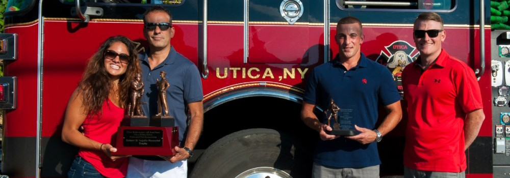 2015 Police & Firefighter Competition Winners: Utica Police Dept
