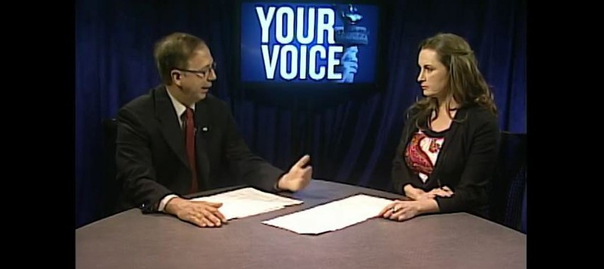 Your Voice with Senator Joe Griffo