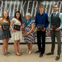 Ted Petrillo Scholarship Awards to Local Runners